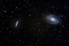 M81, M82 - Click for larger image